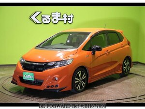 Used 2019 HONDA FIT BH577593 for Sale