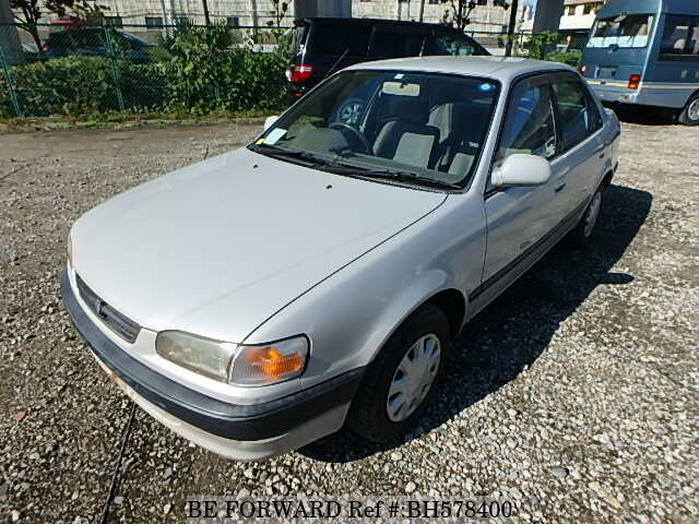 Used 1995 TOYOTA COROLLA SEDAN BH578400 for Sale