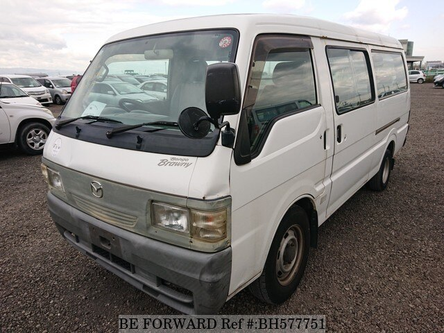Used 2005 MAZDA BONGO BRAWNY VAN BH577751 for Sale