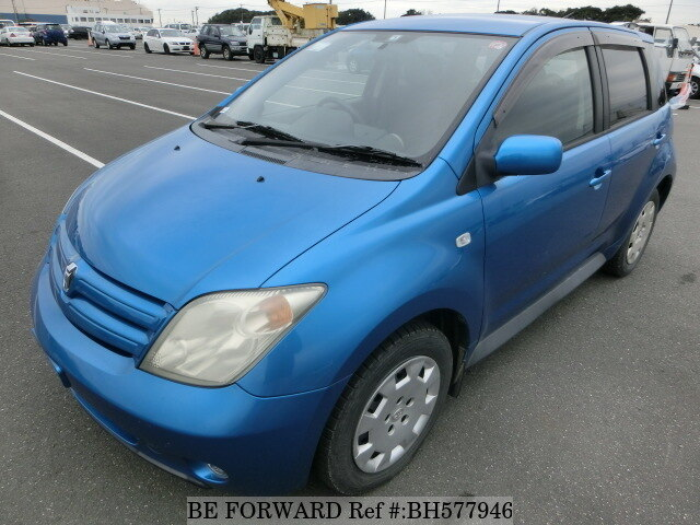 Used 2002 TOYOTA IST BH577946 for Sale