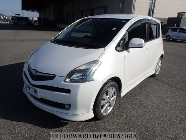 Used 2007 TOYOTA RACTIS BH577618 for Sale