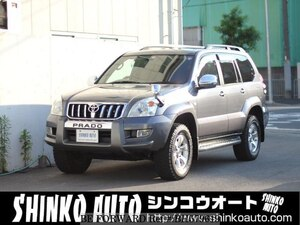 Used 2004 TOYOTA LAND CRUISER PRADO BH579619 for Sale