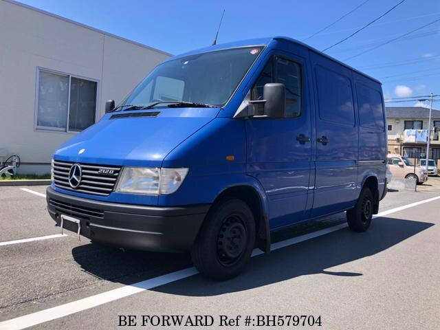 Used 1998 MERCEDES-BENZ TRANSPORTER BH579704 for Sale