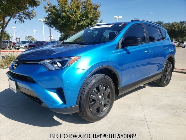 Used 2017 TOYOTA RAV4 BH580082 for Sale