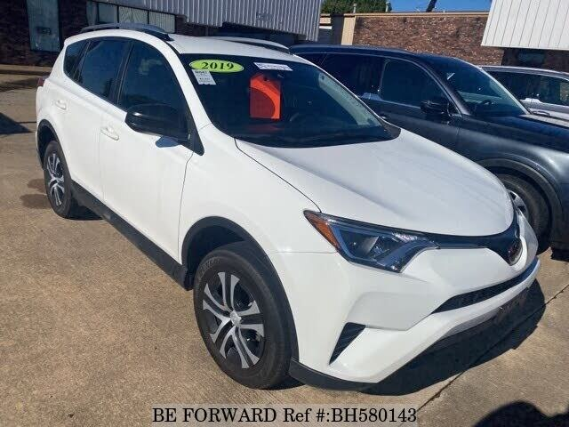 Used 2018 TOYOTA RAV4 BH580143 for Sale