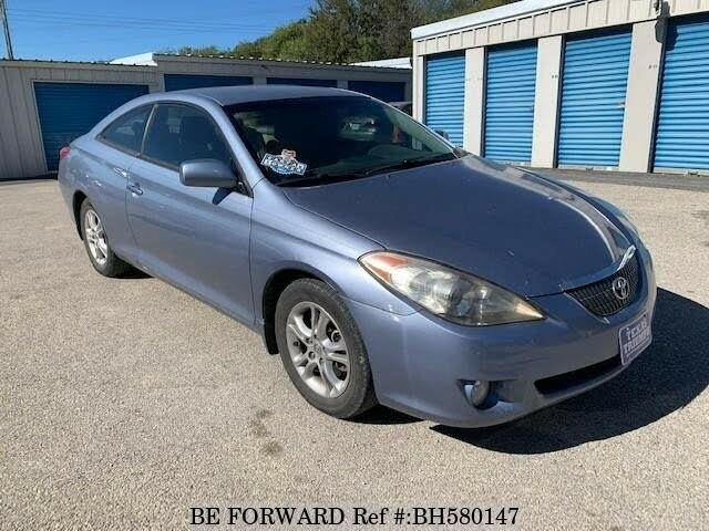 Used 2006 TOYOTA CAMRY SOLARA BH580147 for Sale