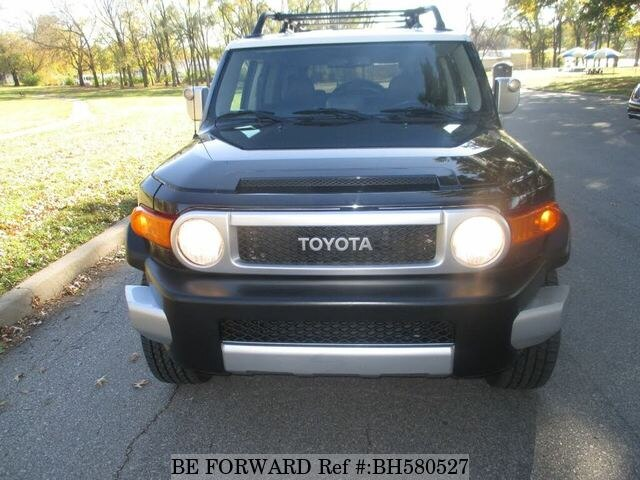Used 2009 TOYOTA FJ CRUISER BH580527 for Sale