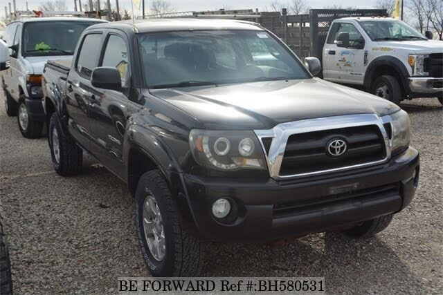 Used 2007 TOYOTA TACOMA BH580531 for Sale