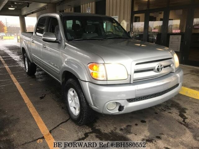 Used 2004 TOYOTA TUNDRA BH580552 for Sale
