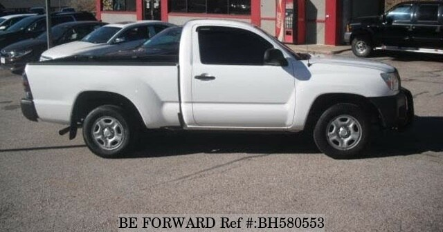 Used 2013 TOYOTA TACOMA BH580553 for Sale
