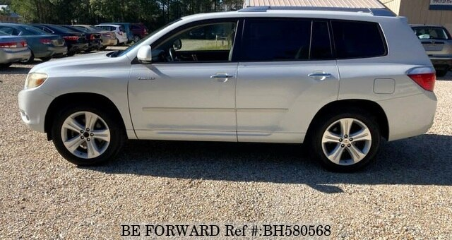 Used 2009 TOYOTA HIGHLANDER BH580568 for Sale