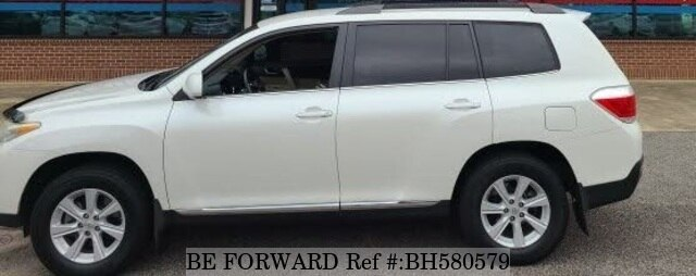 Used 2011 TOYOTA HIGHLANDER BH580579 for Sale
