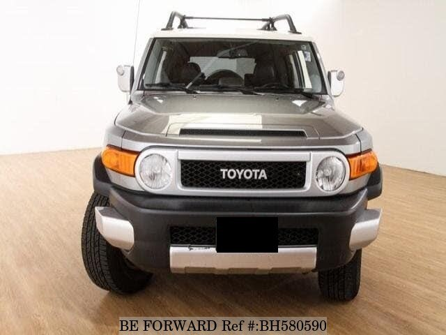 Used 2011 TOYOTA FJ CRUISER BH580590 for Sale