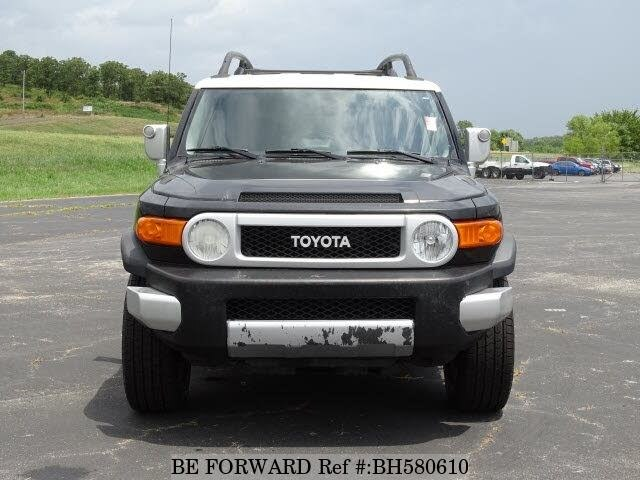 Used 2013 TOYOTA FJ CRUISER BH580610 for Sale