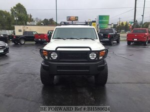 Used 2013 TOYOTA FJ CRUISER BH580624 for Sale