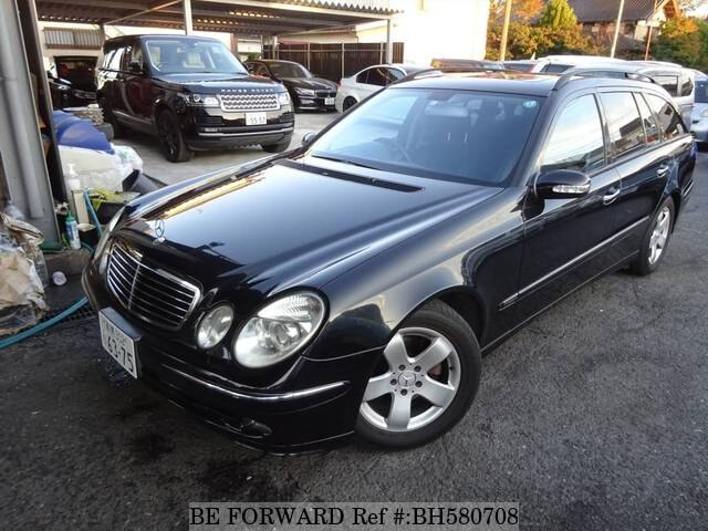 Used 2004 MERCEDES-BENZ E-CLASS BH580708 for Sale