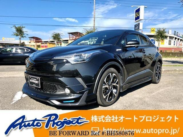 Used 2017 TOYOTA C-HR BH580876 for Sale