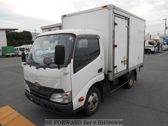 Used 2013 TOYOTA TOWNACE VAN BH580956 for Sale