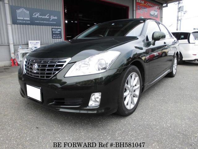Used 2008 TOYOTA CROWN BH581047 for Sale