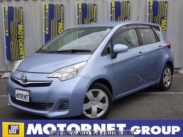Used 2011 TOYOTA RACTIS BH581093 for Sale