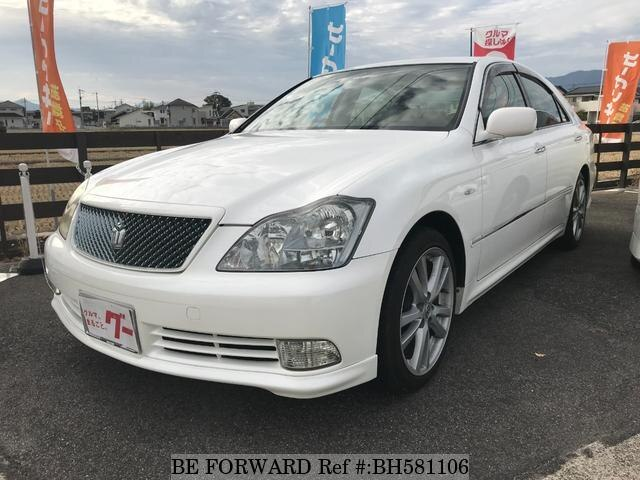 Used 2004 TOYOTA CROWN BH581106 for Sale