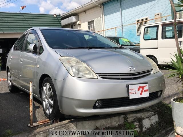 Used 2005 TOYOTA PRIUS BH581187 for Sale