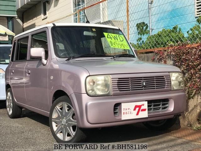 Used 2003 SUZUKI LAPIN BH581198 for Sale