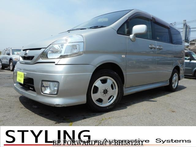 Used 2004 NISSAN SERENA BH581231 for Sale