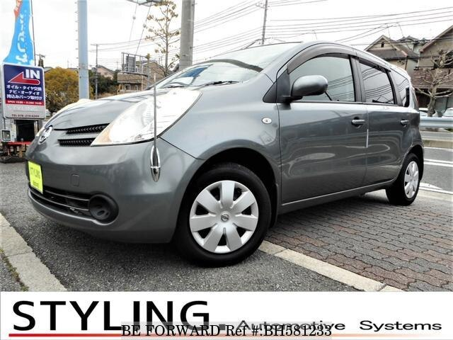 Used 2007 NISSAN NOTE BH581233 for Sale