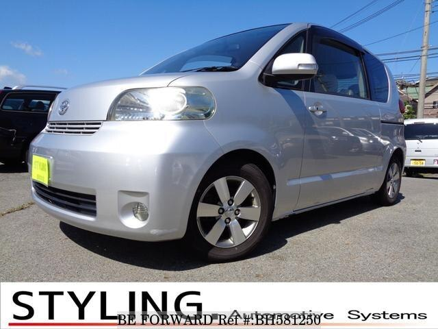 Used 2007 TOYOTA PORTE BH581250 for Sale