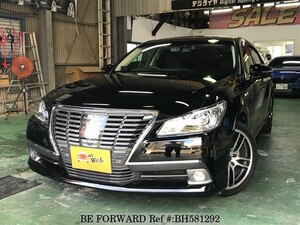 Used 2013 TOYOTA CROWN HYBRID BH581292 for Sale