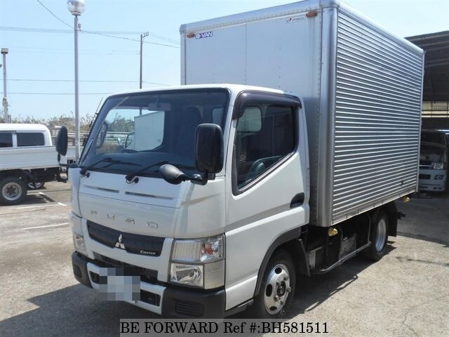 Used 2012 MITSUBISHI CANTER BH581511 for Sale