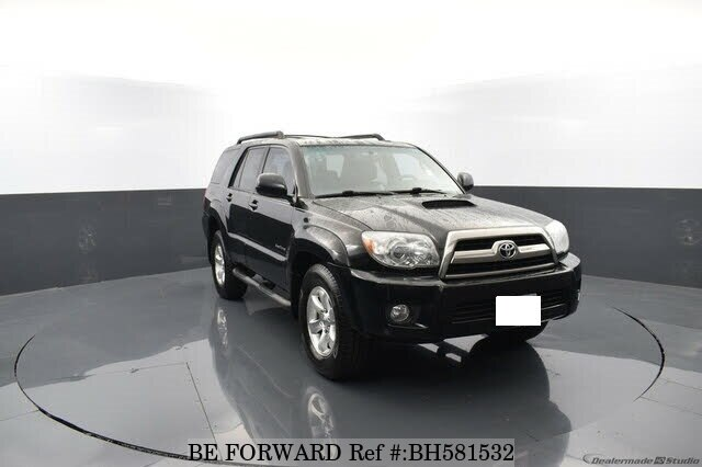 Used 2007 TOYOTA 4RUNNER BH581532 for Sale