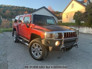 Used 2007 HUMMER H3 BH581542 for Sale