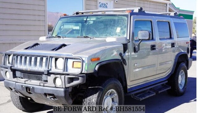 Used 2003 HUMMER H2 BH581554 for Sale