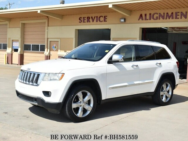 Used 2011 JEEP GRAND CHEROKEE BH581559 for Sale