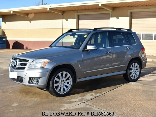 Used 2012 MERCEDES-BENZ GLK-CLASS BH581563 for Sale