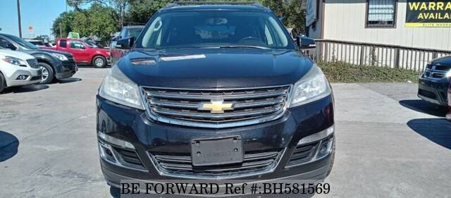 Used 2015 CHEVROLET TRAVERSE BH581569 for Sale