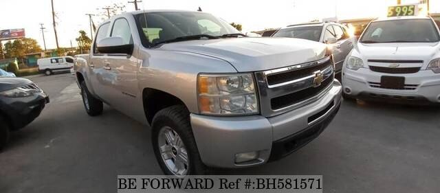 Used 2010 CHEVROLET SILVERADO BH581571 for Sale