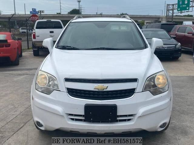 Used 2014 CHEVROLET CAPTIVA BH581572 for Sale