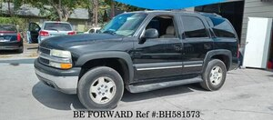 Used 2004 CHEVROLET TAHOE BH581573 for Sale
