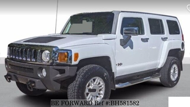 Used 2006 HUMMER H3 BH581582 for Sale