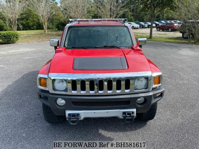 Used 2008 HUMMER H3 BH581617 for Sale