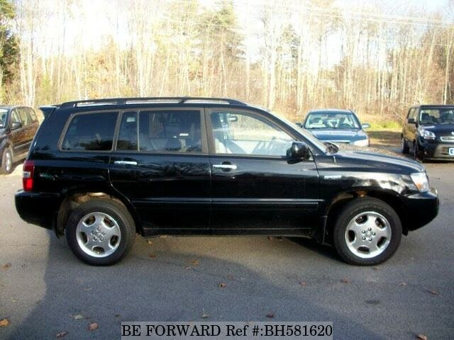 Used 2006 TOYOTA HIGHLANDER BH581620 for Sale