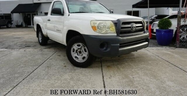 Used 2007 TOYOTA TACOMA BH581630 for Sale