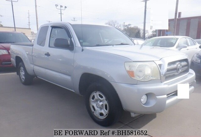Used 2009 TOYOTA TACOMA BH581652 for Sale