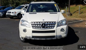 Used 2011 MERCEDES-BENZ M-CLASS BH581673 for Sale