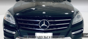 Used 2012 MERCEDES-BENZ M-CLASS BH581725 for Sale