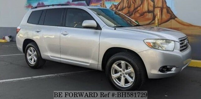Used 2008 TOYOTA HIGHLANDER BH581729 for Sale