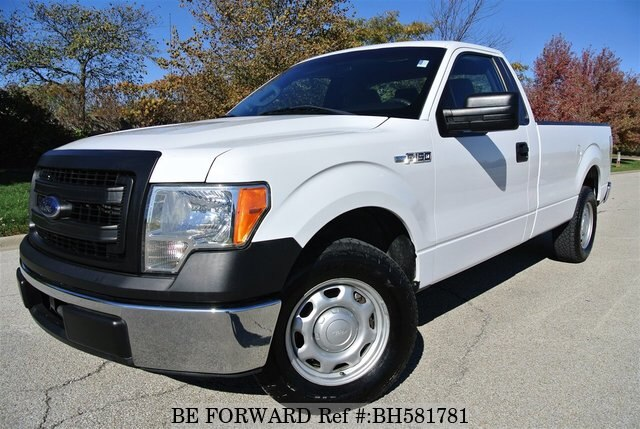 Used 2013 FORD F150 BH581781 for Sale